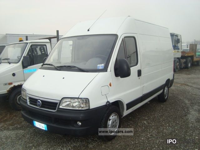 2006 fiat ducato 15 2 0 jtd furgone pm car photo and specs. Black Bedroom Furniture Sets. Home Design Ideas