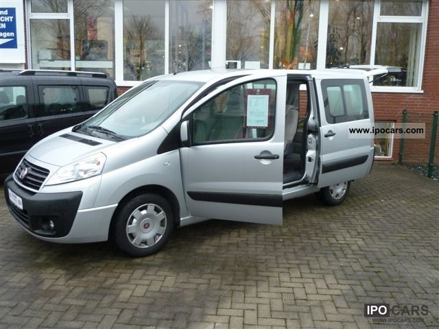 2011 fiat scudo panorama family l2h1 car photo and specs. Black Bedroom Furniture Sets. Home Design Ideas