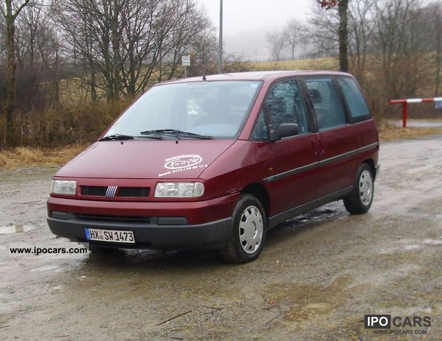 1996 Fiat  Ulysse 2.0 S Van / Minibus Used vehicle photo