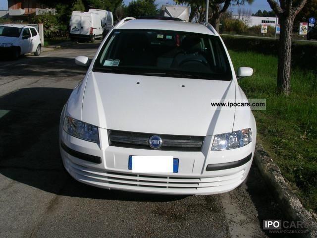 2007 Fiat  Stilo 1.9 120cv jtdm s.w. perfetta Estate Car Used vehicle photo