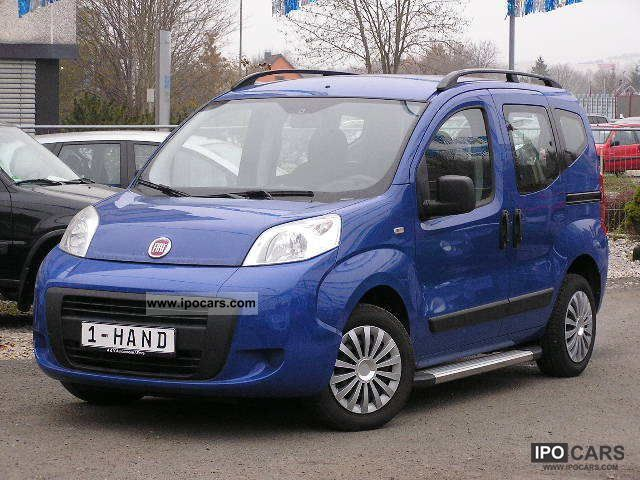 2009 Fiat  Qubo 1.4 8V air conditioning - Van / Minibus Used vehicle photo