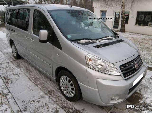 2009 Fiat  * AIR * DIESEL Scudo TRONIC * Van / Minibus Used vehicle photo