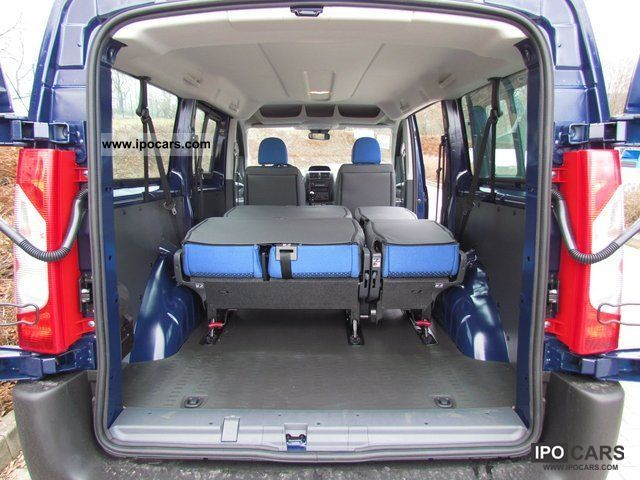 2012 Fiat Scudo Combi L2H1 130 39 39 8 seater 39 39 Car Photo and Specs