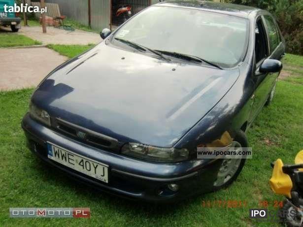 1999 Fiat  Marea SX Other Used vehicle photo