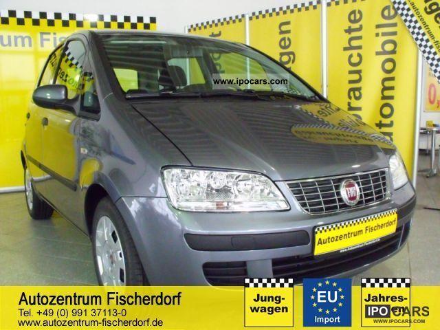 2011 Fiat Idea 14 16v Active Radiocd Air Car Photo And Specs