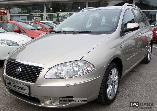 2007 Fiat  Croma 1.8 16V Dynamic Estate Car Used vehicle photo