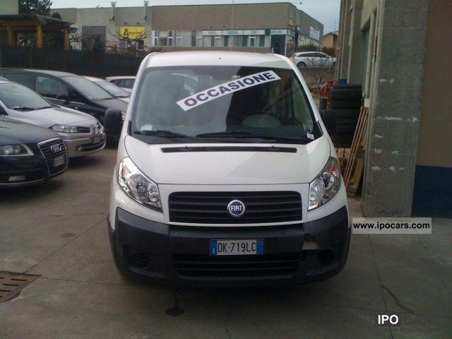2007 Fiat  Scudo 2.0 MJET 120CV LH1 8/9 POSTI Van / Minibus Used vehicle photo