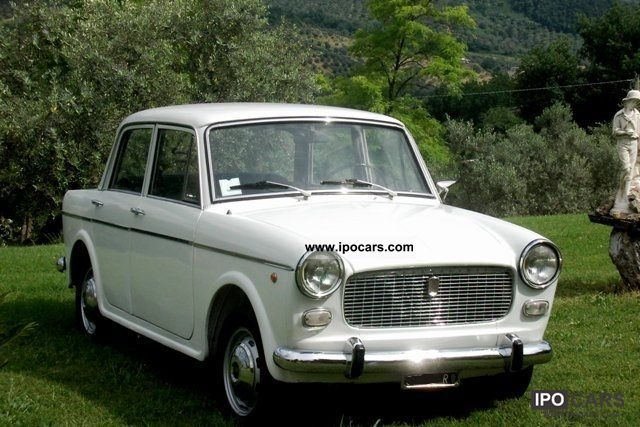 Fiat  Cento Mille D Del 1965 1965 Vintage, Classic and Old Cars photo