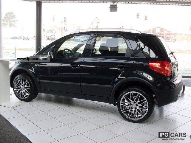 2012 fiat sedici 2 0 16v price advantage mjt 5900 eur car photo and specs. Black Bedroom Furniture Sets. Home Design Ideas