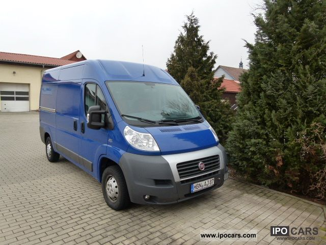 2009 Fiat  Ducato L2H2 250.1G2.0 Van / Minibus Used vehicle photo