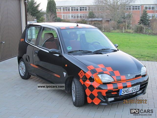 1998 Fiat  Sporting Small Car Used vehicle photo