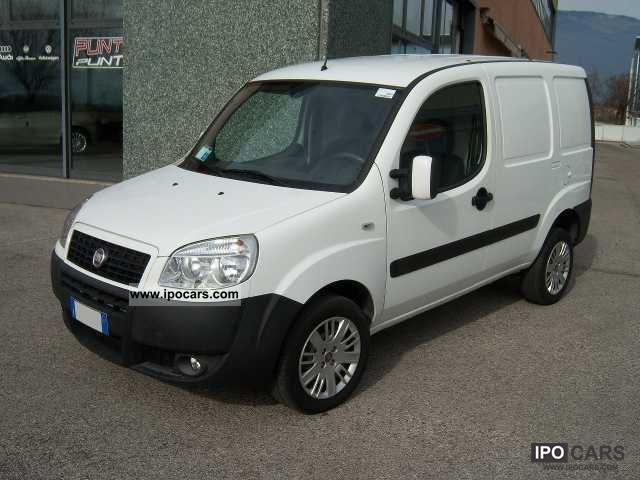 2009 Fiat  1.3 Mjt. 16V SX Cargo climate Van / Minibus Used vehicle photo