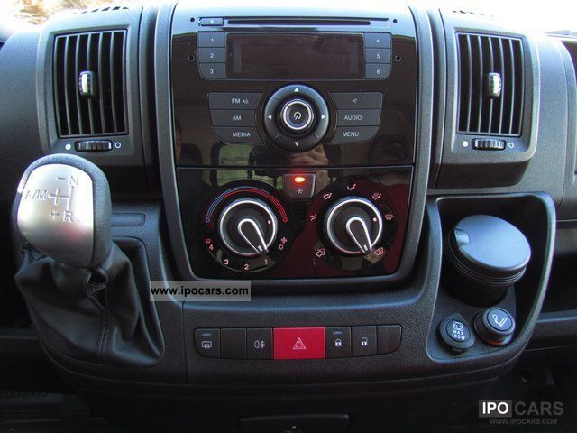2011 Fiat Ducato 35 L4H2 130 automatic transmission - Car ...