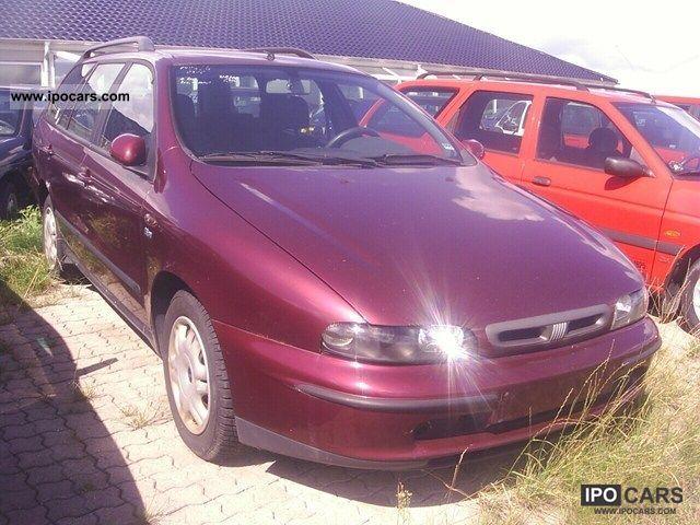 1998 Fiat  Marea 1.6 ELX st.car Estate Car Used vehicle photo