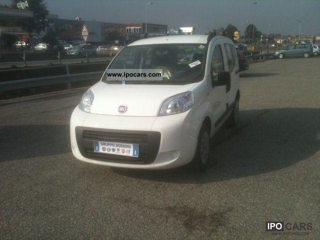 2011 Fiat  Qubo 1.4 8V Active 73 CV Van / Minibus Used vehicle photo