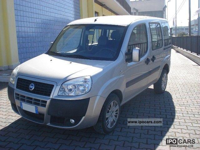 2007 Fiat  1.9 Mjt. Combi SX 5P Van / Minibus Used vehicle photo