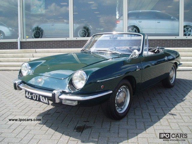 Fiat Sport Convertible Bertone Other Lgw