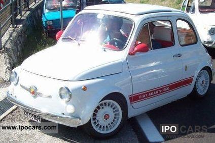 1973 Fiat  Cinquecento Sports car/Coupe Used vehicle photo