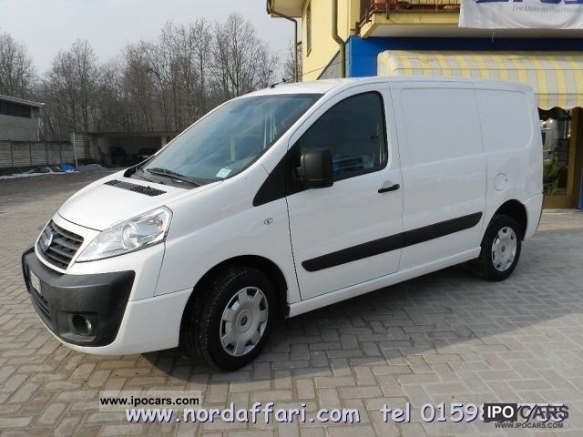2007 Fiat  Scudo 2.0 MJT/120 PC-TN Furgone 10q. Climate Other Used vehicle photo
