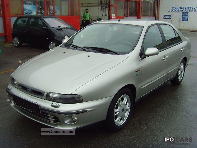 1999 Fiat  Marea HLX 20V \ Limousine Used vehicle photo
