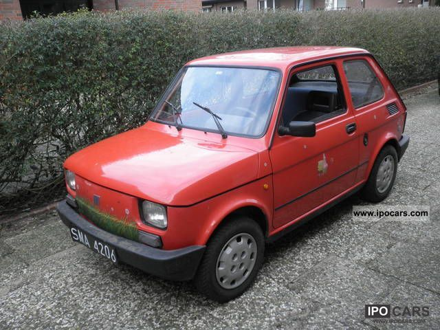 1996 Fiat  126 Small Car Used vehicle photo