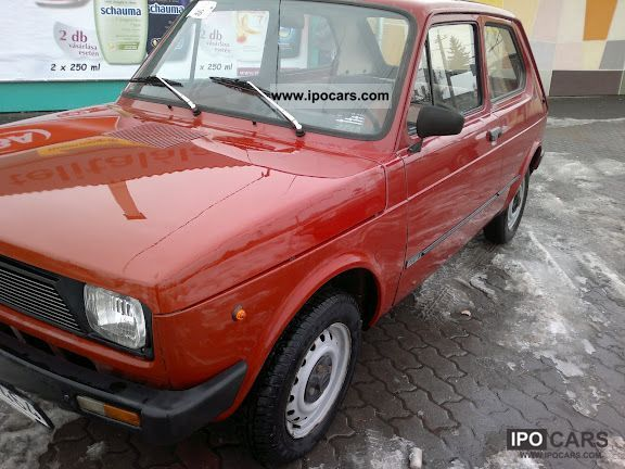 1974 Fiat  127 Small Car Used vehicle photo