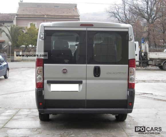 2007 fiat ducato panorama 9 posti car photo and specs. Black Bedroom Furniture Sets. Home Design Ideas