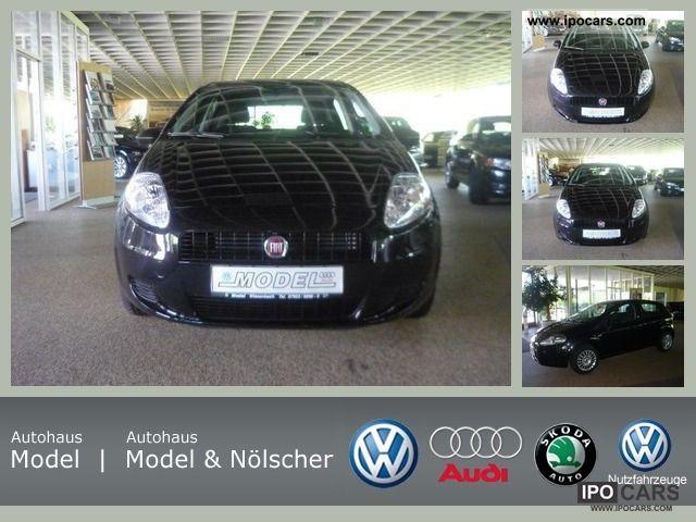 2012 Fiat  Grande Punto 1.2 i, air conditioning, radio CD, Bordc Limousine Used vehicle photo
