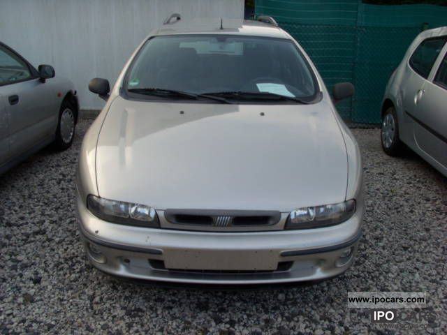 2000 Fiat  Marea Weekend 100 16V * air * Estate Car Used vehicle photo