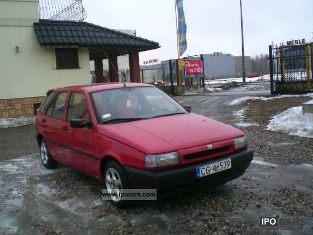 Fiat  Tipo Z GAZEM 4/5 DRZWI 1994 Liquefied Petroleum Gas Cars (LPG, GPL, propane) photo