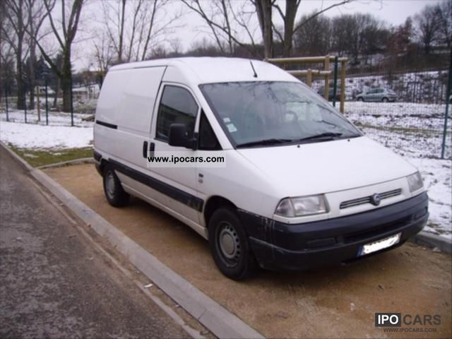 2001 fiat scudo court 4 m3 el car photo and specs. Black Bedroom Furniture Sets. Home Design Ideas
