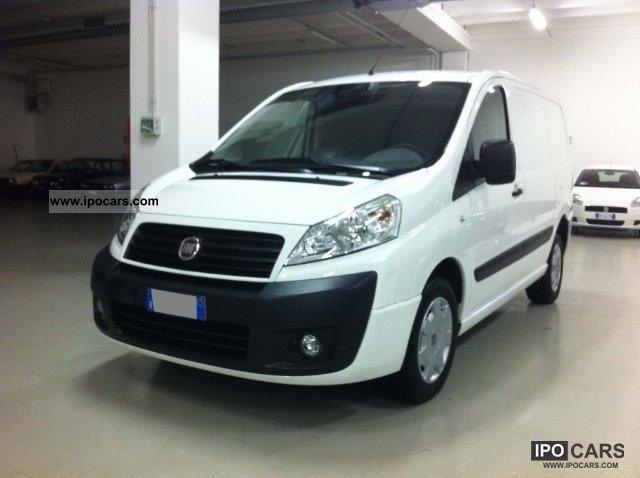 2011 Fiat  Scudo FURG. 2.0 16v 120CV MJT CH1 DPF 10Q SX Other Used vehicle photo