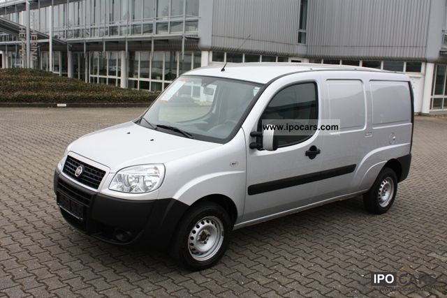 2007 Fiat Doblo 19jtd Sx Maxi Box Air Ahk Car Photo And Specs