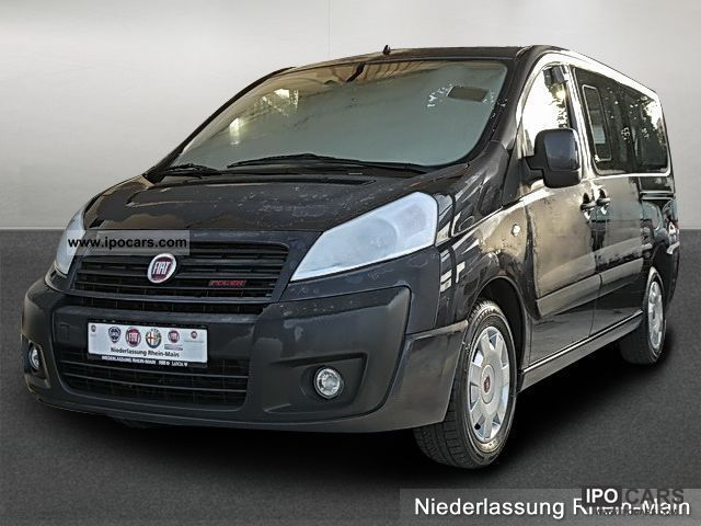 2011 fiat scudo panorama family 10 l2h1 140 multijet 1 car photo and specs. Black Bedroom Furniture Sets. Home Design Ideas