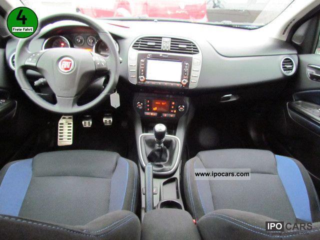 2010 Fiat Bravo 2.0 16V Multijet Sport Limousine Used vehicle photo