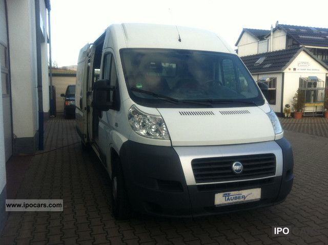 2007 Fiat  Ducato L4H2 climate Van / Minibus Used vehicle photo