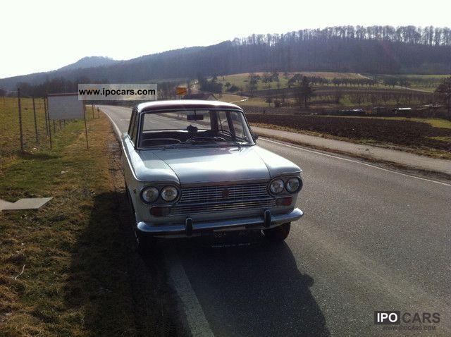1965 Fiat  1500 original condition Limousine Used vehicle photo