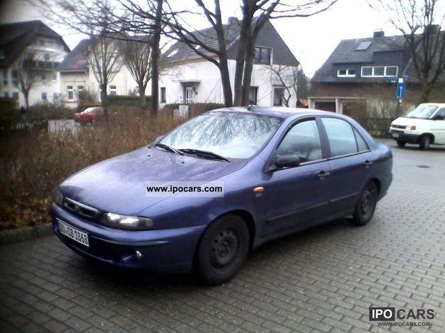 1996 Fiat  Marea Limousine Used vehicle photo