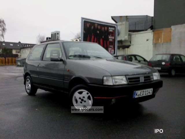 Fiat  Uno Turbo i.e. Racing 1992 Race Cars photo
