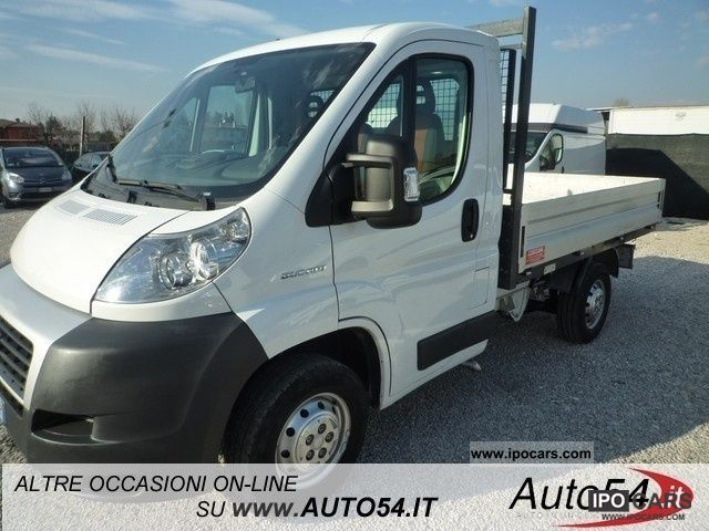 2007 Fiat  Ducato 30 2.2 16v MJT PC Cassonato Other Used vehicle photo