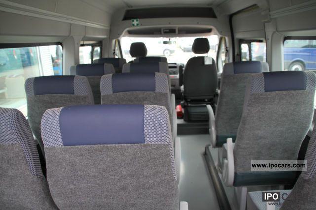 2011 Fiat Ducato minibus 16 +1 seater - EURO4 - EZ: 02 ...