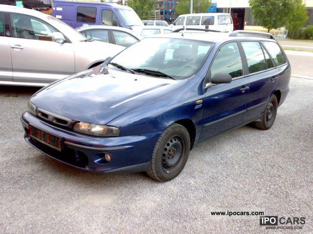 1999 Fiat  Marea Weekend 1.9 JTD 105 SX Estate Car Used vehicle photo