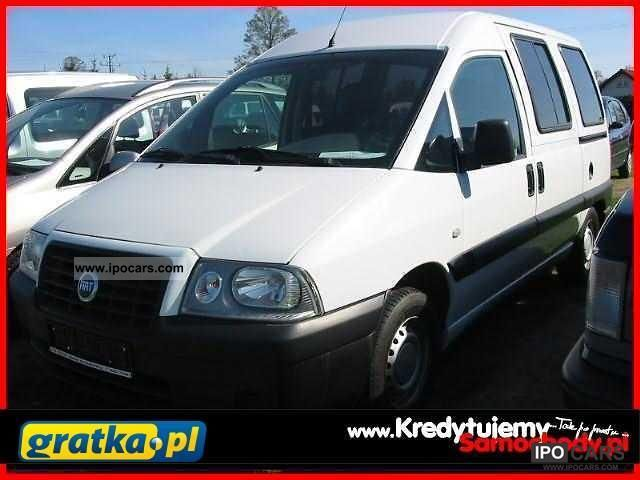 2005 Fiat  Scudo KredytujemySamochody.pl Van / Minibus Used vehicle photo