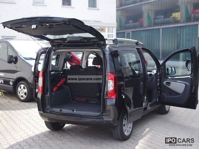 2009 Fiat Qubo 14 8V Active  Car Photo and Specs