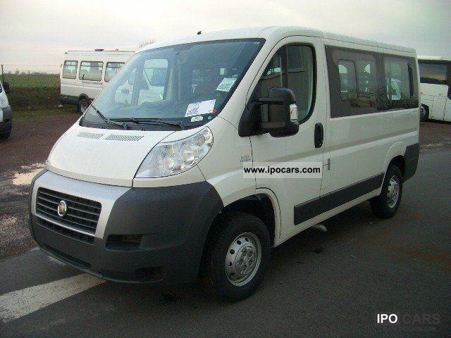2011 Fiat  Ducato Kombi 30 L1H1 100 MultiJet'' 9-seater'' Van / Minibus New vehicle photo