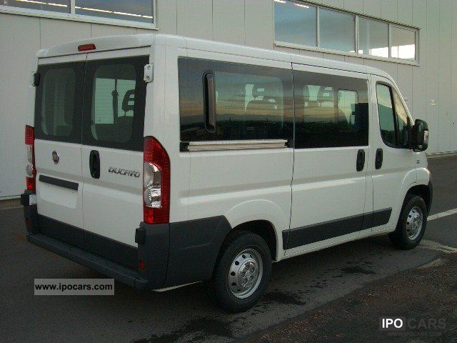 2011 fiat ducato kombi 30 l1h1 100 multijet 39 39 9 seater. Black Bedroom Furniture Sets. Home Design Ideas