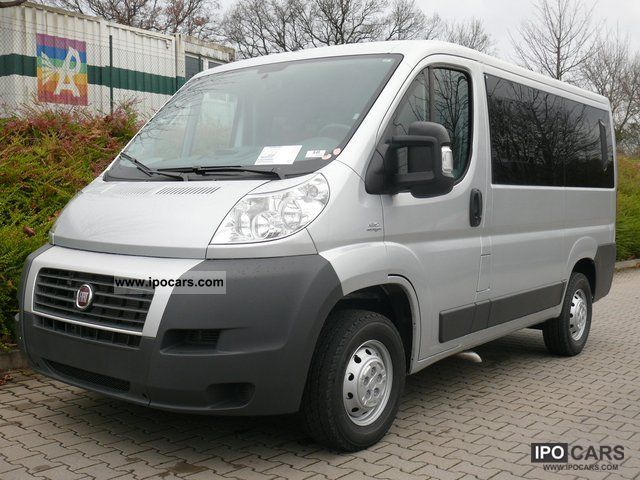2011 fiat ducato kombi 30 l1h1 120 multijet 39 39 9 seater. Black Bedroom Furniture Sets. Home Design Ideas