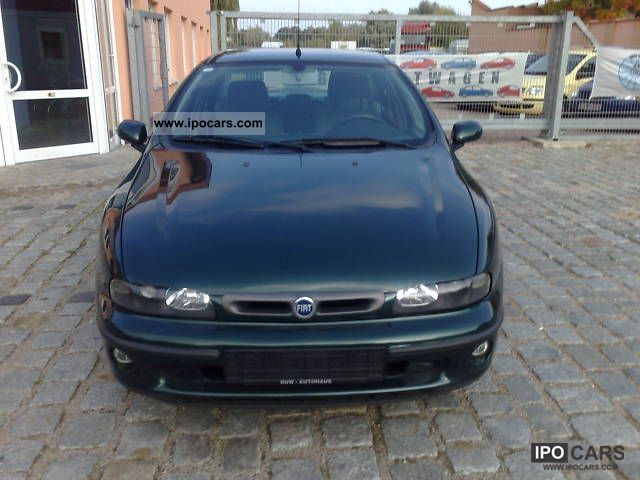 1999 Fiat  Marea 100 16V SX Limousine Used vehicle (business photo