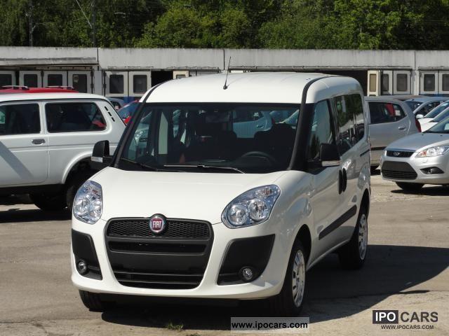 2011 Fiat  Doblo Family * Climate * Special Price 06.01 Multije ... Van / Minibus Employee's Car photo