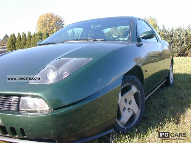 1997 Fiat  Coupe 2.0 20 V Sports car/Coupe Used vehicle photo